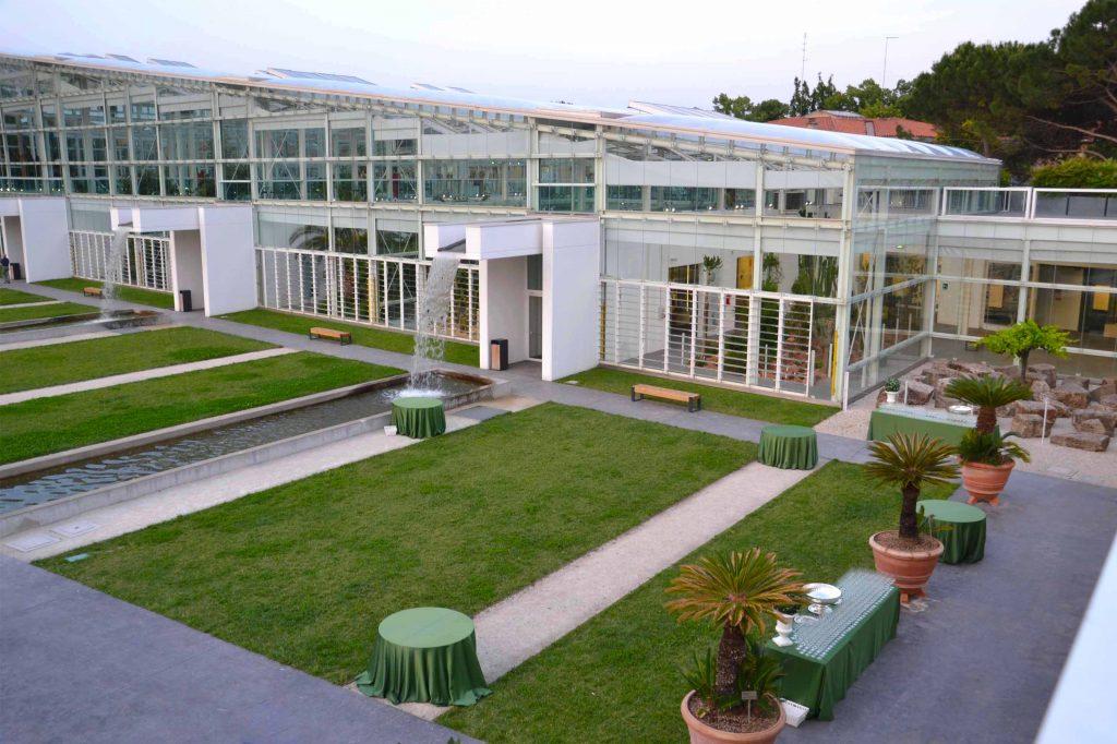 Orto botanico di padova un evento tra le serre del giardino della