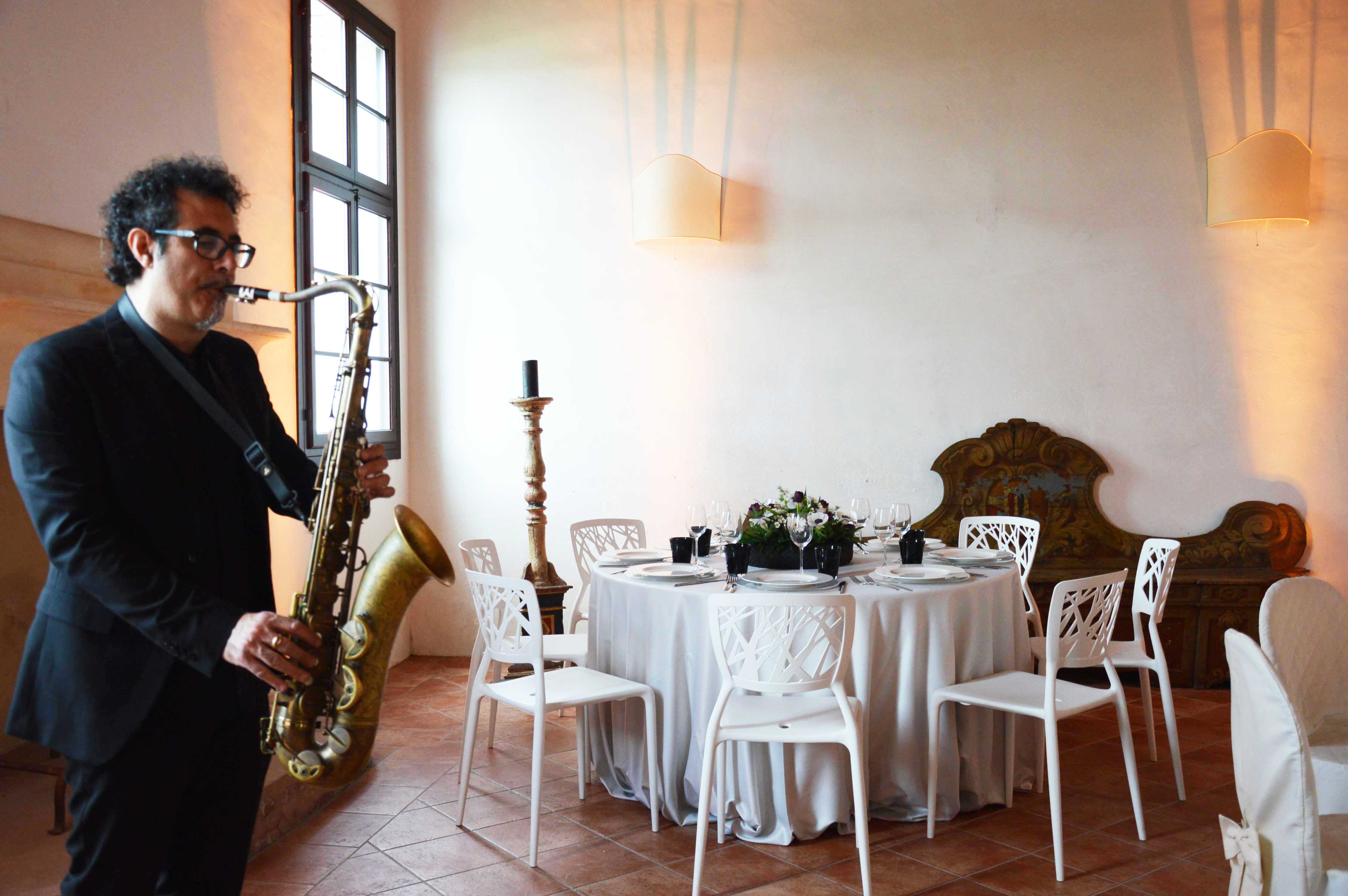 52ad1e57b326 QL – Quintet Lounge  ecco la colonna sonora della fiera sposi Rovigo di  ottobre 2016