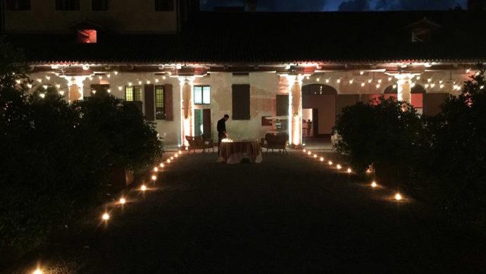 Servizio di catering per matrimonio a Padova
