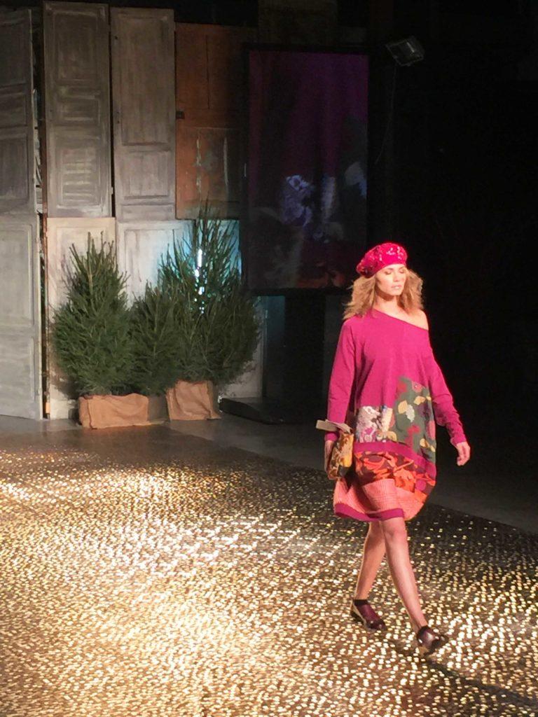 Come allestire una sfilata di moda