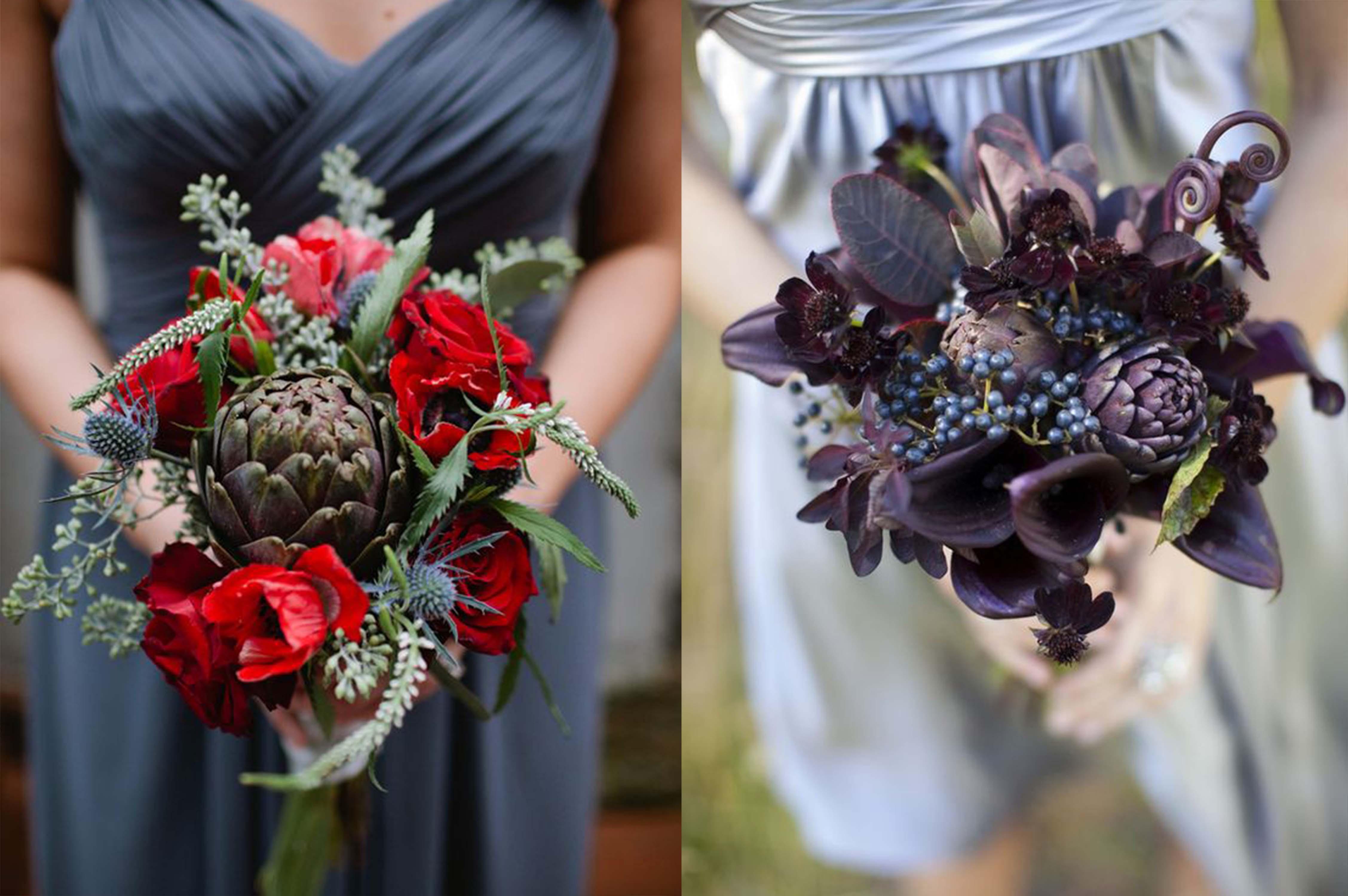 Bouquet sposa 2018  le tendenze 2018 in fatto di fiori per le nozze e577b7cc065