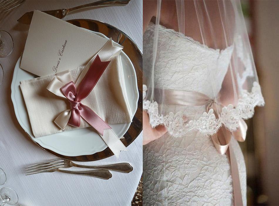 Matrimonio Tema Rosa Cipria : Tendenze matrimonio temi e idee per ricevimenti di nozze