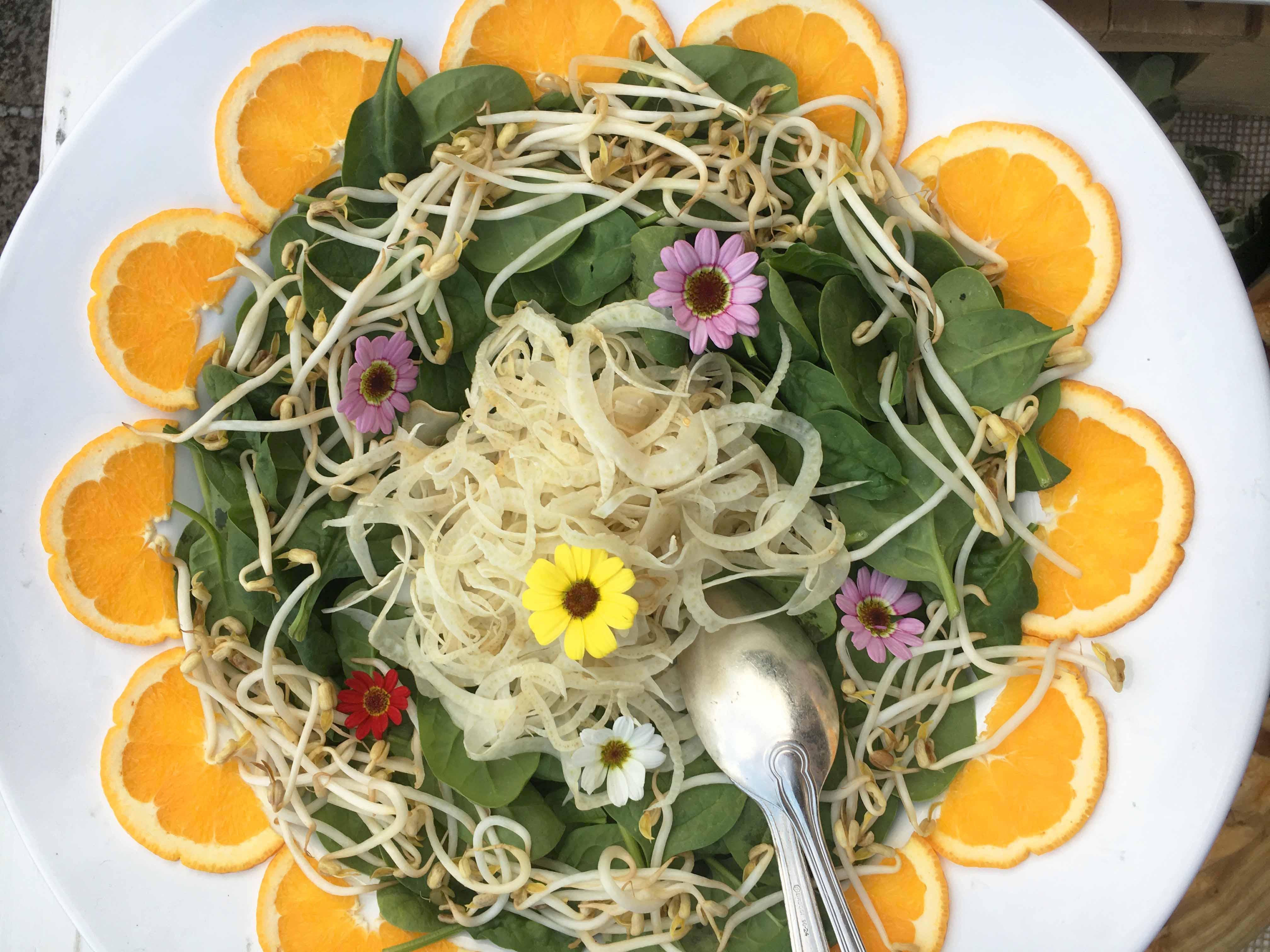 I fiori nel cibo: come utilizzare i fiori eduli in cucina ...