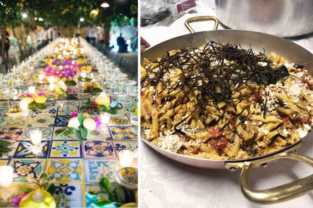 Matrimonio tema sicilia: il protagonismo della maiolica negli