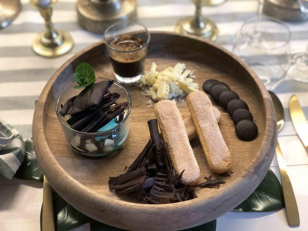 Menta e cioccolato