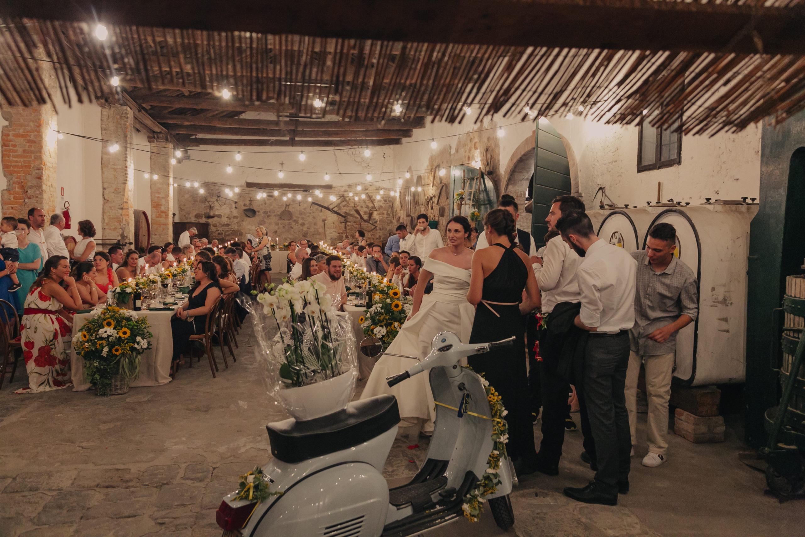 Matrimonio in giallo evento