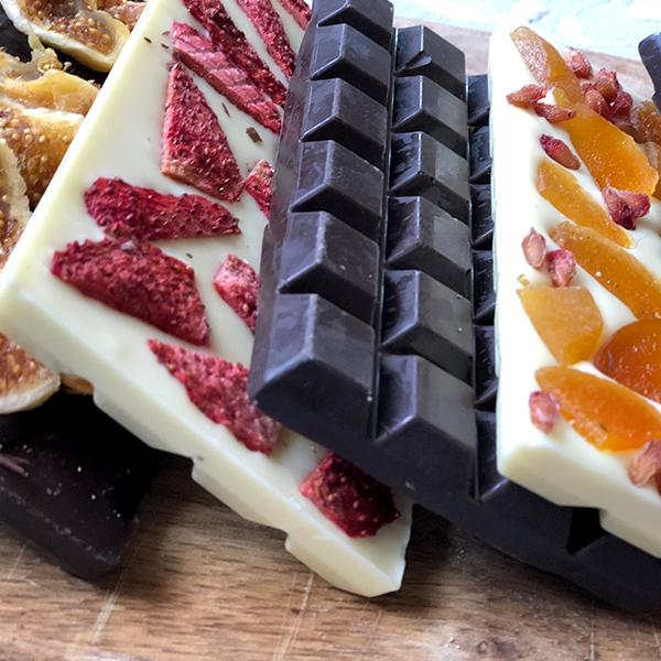 Cioccolato bianco artigianale