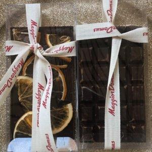 Cioccolato fondente artigianale