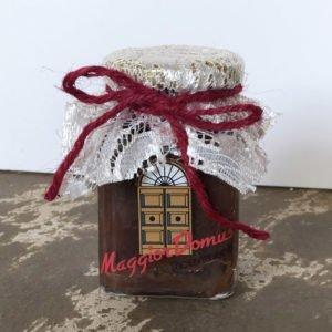 Confettura con pere cioccolato e rum 01