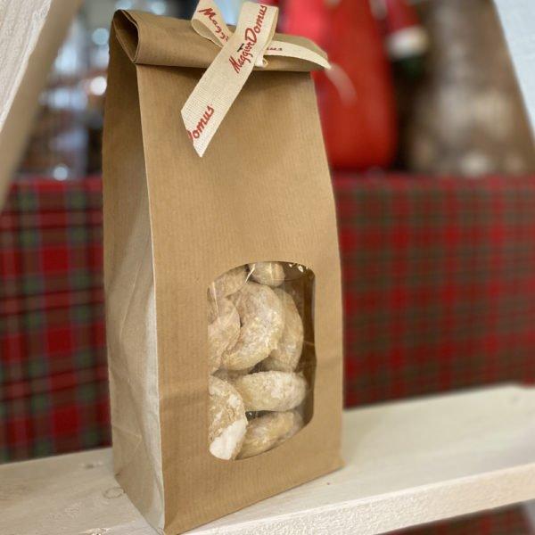 confezione biscotti alla vaniglia