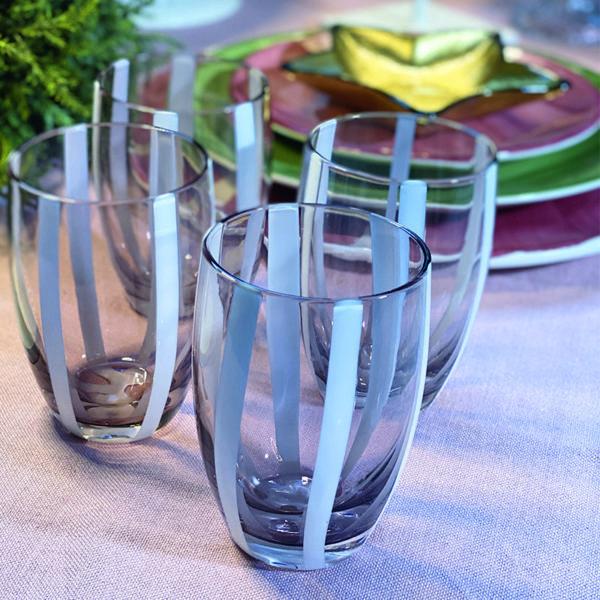 bicchiere ametista gessato bianco 02