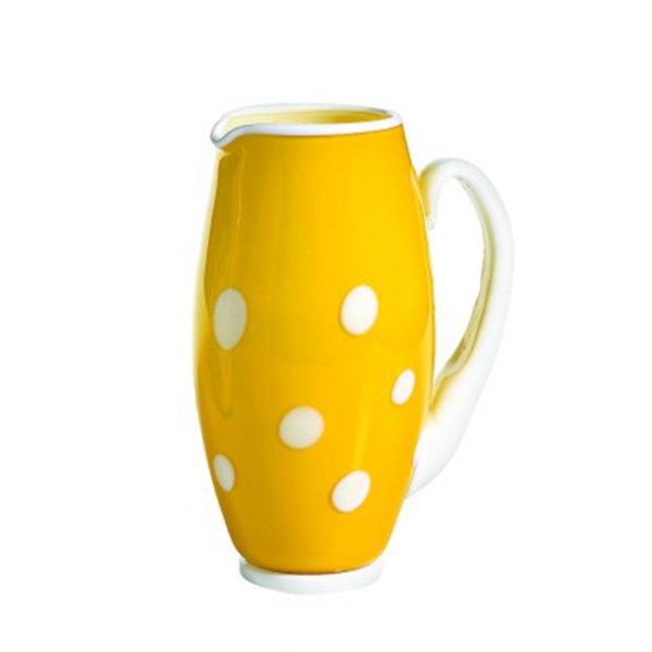 caraffa gialla