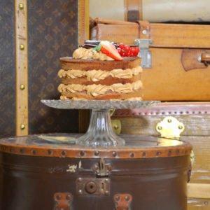 cake al cacao