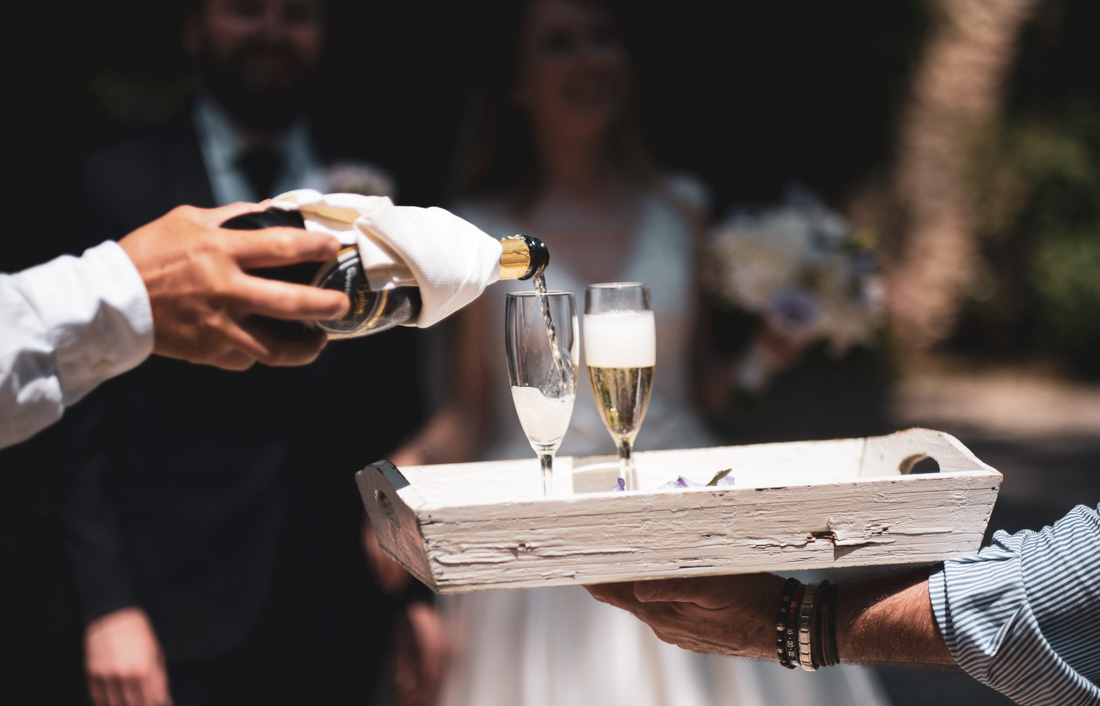 matrimonio personalizzato menu