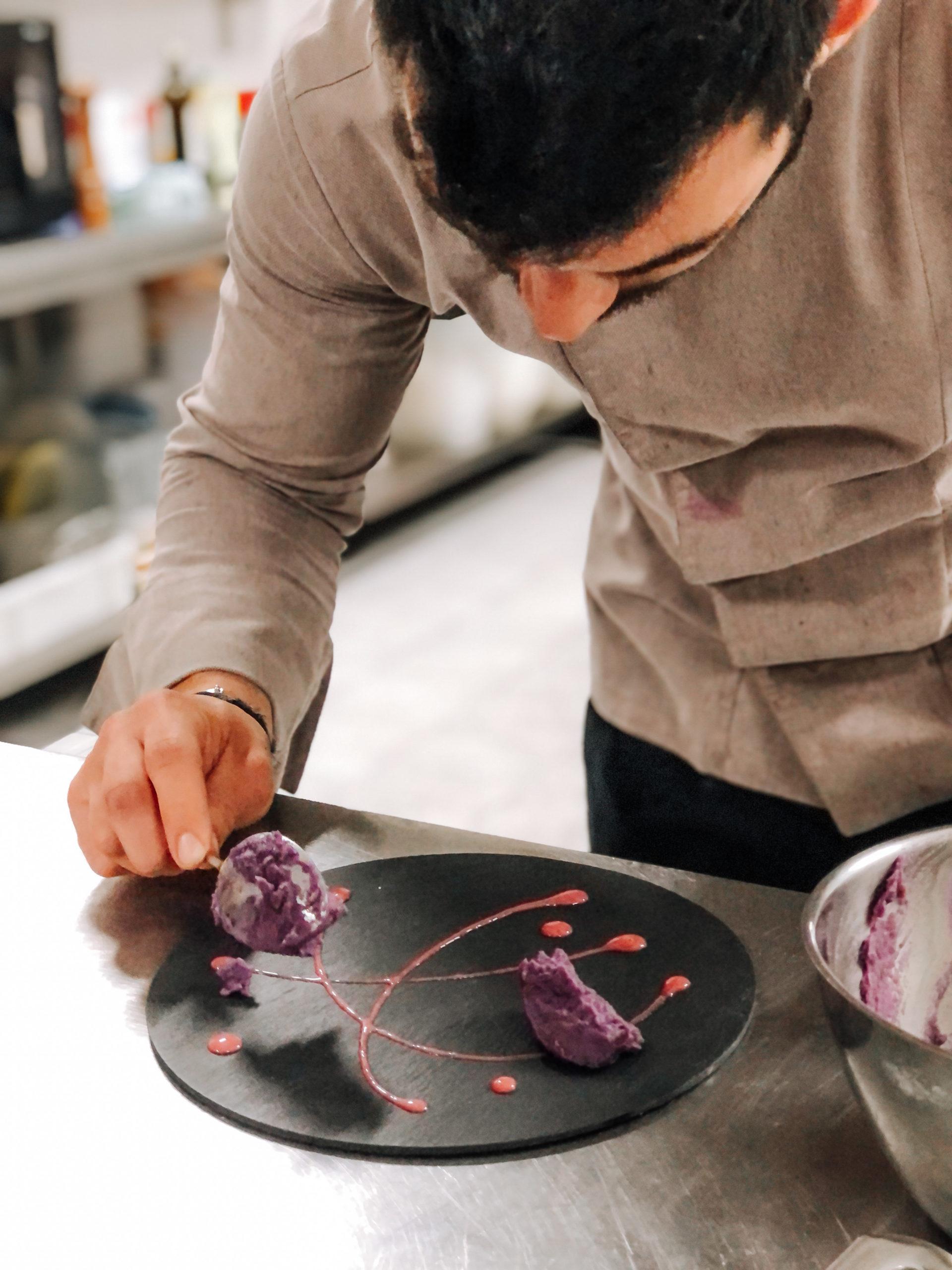 contorno per secondo piatto con quaglia