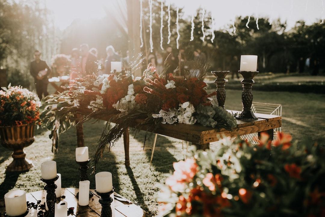 matrimonio personalizzato fiori